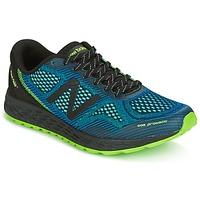 kengät Miehet Juoksukengät / Trail-kengät New Balance GOBI Black / Blue / Yellow