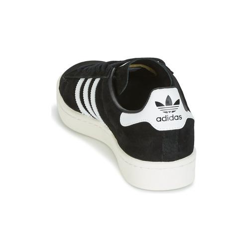Adidas Originals Campus Black - Ilmainen Toimitus- Kengät Matalavartiset Tennarit