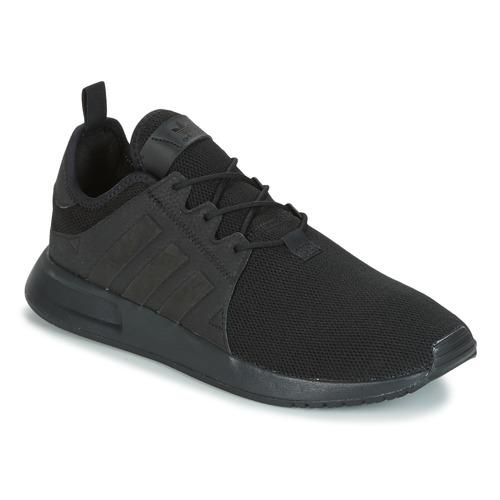 new style 69a35 7845b kengät Matalavartiset tennarit adidas Originals X PLR Black