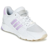 kengät Naiset Matalavartiset tennarit adidas Originals EQT SUPPORT RF W White