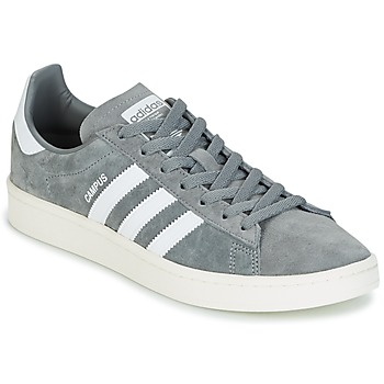 kengät Miehet Matalavartiset tennarit adidas Originals CAMPUS Grey