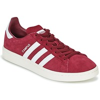 kengät Matalavartiset tennarit adidas Originals CAMPUS Viininpunainen