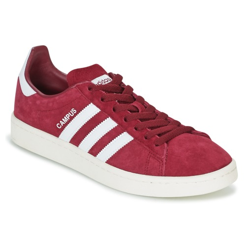 kengät Matalavartiset tennarit adidas Originals CAMPUS Bordeaux