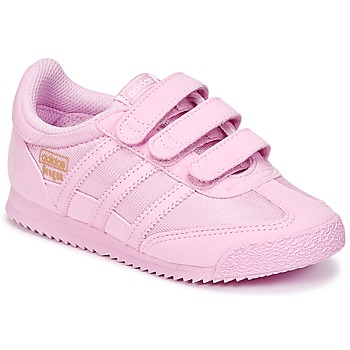 504cc79abc6 kengät Tytöt Matalavartiset tennarit adidas Originals DRAGON OG CF I Pink