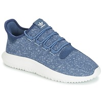 kengät Miehet Matalavartiset tennarit adidas Originals TUBULAR SHADOW Blue