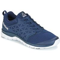 kengät Miehet Juoksukengät / Trail-kengät Reebok Sport SUBLITE XT CUSHION Laivastonsininen / White