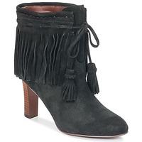 kengät Naiset Nilkkurit See by Chloé FLIREL Musta