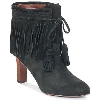 kengät Naiset Nilkkurit See by Chloé FLIREL Black