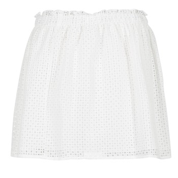 vaatteet Naiset Hame Betty London GIRMOU White