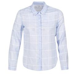vaatteet Naiset Paitapusero / Kauluspaita Casual Attitude GAMOU Blue / White