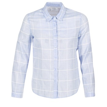 vaatteet Naiset Paitapusero / Kauluspaita Casual Attitude GAMOU Sininen / Valkoinen