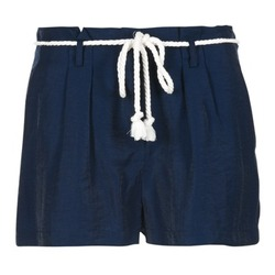vaatteet Naiset Shortsit / Bermuda-shortsit Casual Attitude IGRETTE Laivastonsininen