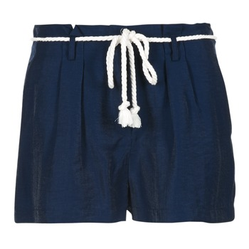 vaatteet Naiset Shortsit / Bermuda-shortsit Casual Attitude GRETTE Laivastonsininen