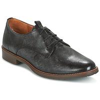 kengät Naiset Derby-kengät Heyraud FANFAN Black