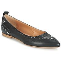 kengät Naiset Balleriinat Love Moschino JA11010G14 Black