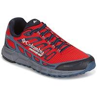 kengät Miehet Juoksukengät / Trail-kengät Columbia BAJADA III Red
