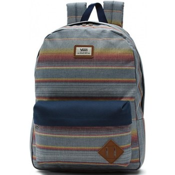 laukut Reput Vans MOCHILA  OLD SKOOL II (V0ONIKWS) - Blue Mirage MULTICOLOR