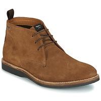 kengät Miehet Bootsit Pepe jeans KENT CHUCCA Brown