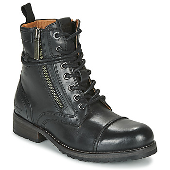 kengät Naiset Bootsit Pepe jeans MELTING Black