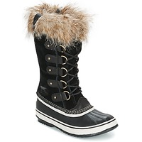 kengät Naiset Talvisaappaat Sorel JOAN OF ARCTIC Black