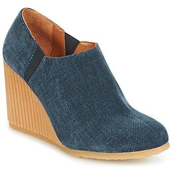 kengät Naiset Nilkkurit Castaner VIENA Blue
