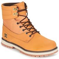 kengät Miehet Bootsit DC Shoes UNCAS M BOOT TBK BEIGE / Black / Brown