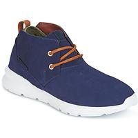 kengät Miehet Bootsit DC Shoes ASHLAR M SHOE NC2 Laivastonsininen / Camel