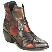 kengät Naiset Bootsit Dkode JOELLE-MULTICOLORE-029 Brown