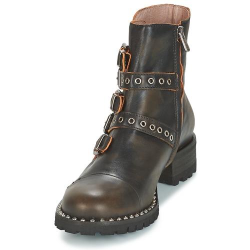 Dkode Umbria-black-001 Black - Ilmainen Toimitus- Kengät Bootsit Naiset 128