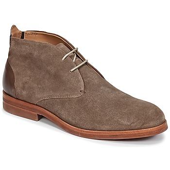 kengät Miehet Bootsit Hudson MATTEO Taupe