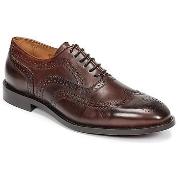 kengät Miehet Derby-kengät Hudson HEYFORD Brown