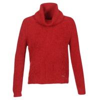 vaatteet Naiset Neulepusero Billabong SHAGGY ESCAPE Red
