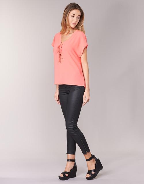 Betty London Grem Corail - Ilmainen Toimitus- Vaatteet Paita Naiset 21