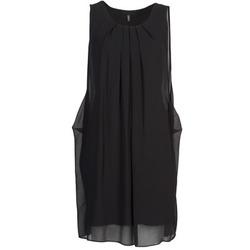 vaatteet Naiset Lyhyt mekko Naf Naf KLOLA Musta