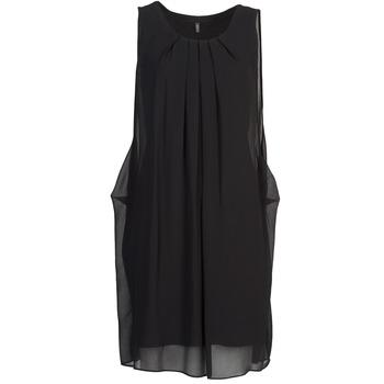 vaatteet Naiset Lyhyt mekko Naf Naf KLOLA Black