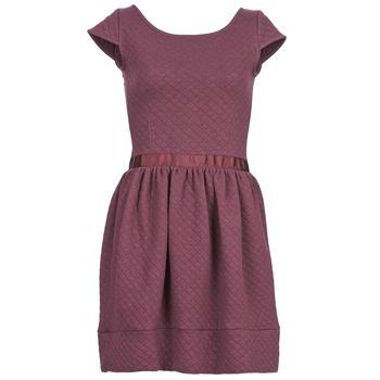 vaatteet Naiset Lyhyt mekko Naf Naf OHORTENSE Violet