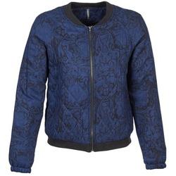 vaatteet Naiset Pusakka Naf Naf LORRICE Sininen