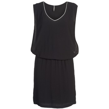 vaatteet Naiset Lyhyt mekko Naf Naf LYLOMA Black