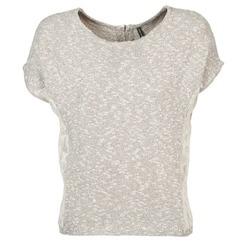 vaatteet Naiset Lyhythihainen t-paita Naf Naf MILLON Grey
