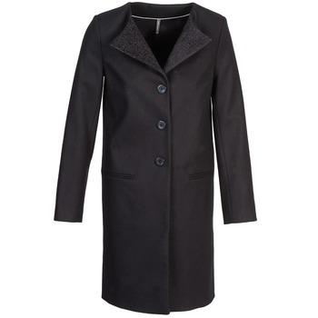 vaatteet Naiset Paksu takki Naf Naf APATI Black