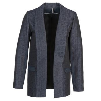 vaatteet Naiset Takit / Bleiserit Naf Naf ELYO Laivastonsininen