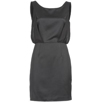 vaatteet Naiset Lyhyt mekko Naf Naf LYCOPINE Black