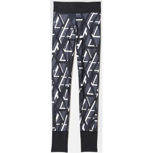 vaatteet Naiset Legginsit adidas Originals WO Super Long Tight W Valkoiset, Mustat, Harmaat