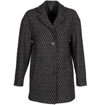 vaatteet Naiset Paksu takki Naf Naf AKLAPA Black