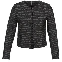 vaatteet Naiset Takit / Bleiserit Naf Naf LYMINIE Grey / Black