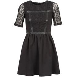 vaatteet Naiset Lyhyt mekko Naf Naf OBISE Black