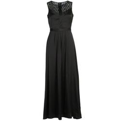 vaatteet Naiset Pitkä mekko Naf Naf LYKATE Black