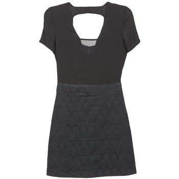 vaatteet Naiset Lyhyt mekko Naf Naf EKLATI Black