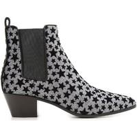 kengät Naiset Nilkkurit Saint Laurent 443095 GRQ00 8135 Antracite