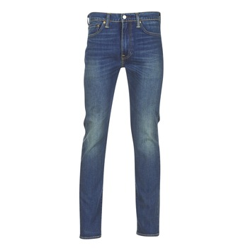 vaatteet Miehet Skinny-farkut Levi's 510 SKINNY FIT Sininen